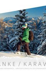 Zimska doživetja v Karavankah
