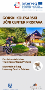 The Pristava Mountain Biking Learning Centre