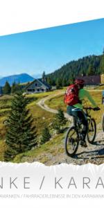 Biking adventures in the Karavanke