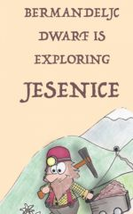 Children's panorama map of Jesenice