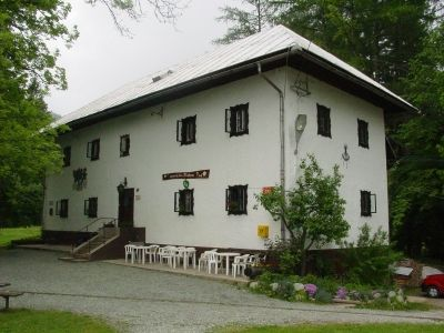 The Pristava Homestead