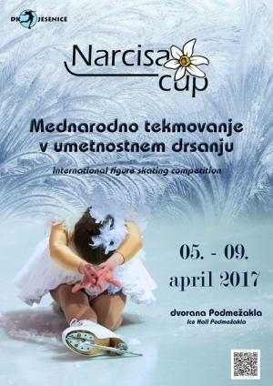 Narcisa Cup na Jesenicah 5. - 9. april 2017