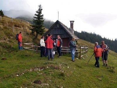 Meeting on Rožca – Arh Jalun meeting (second Saturday in September)