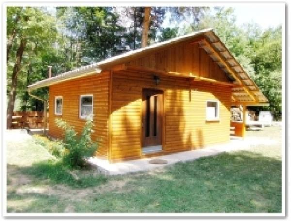 Chalet in camp Perun