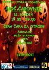 Noč čarovnic v dvorani Podmežakla